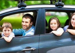 Autem / Samochodem firmowym na wakacje z rodziną