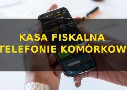 Kasa fiskalna w telefonie