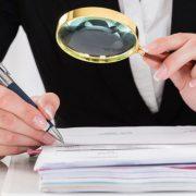 Kontrola podatkowa w domu / mieszkaniu